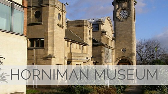 Learn To Say Horniman Museum?