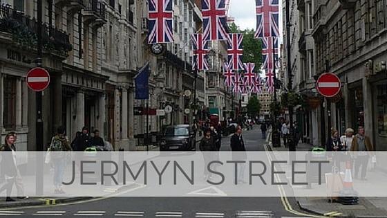 Learn To Say Jermyn Street?