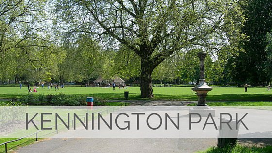 Learn To Say Kennington Park?