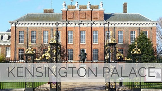 Learn To Say Kensington Palace?