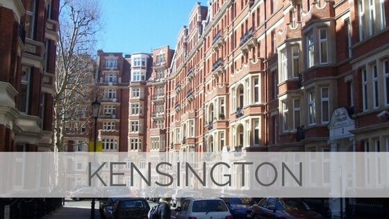 Learn To Say Kensington?