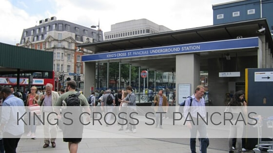 Learn To Say King's Cross St Pancras?