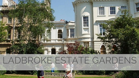 Learn To Say Ladbroke Estate Gardens?