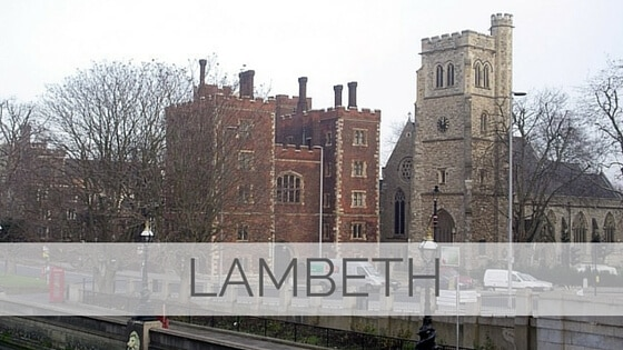 Learn To Say Lambeth?