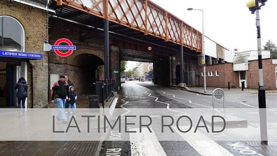 Learn To Say Latimer Road?