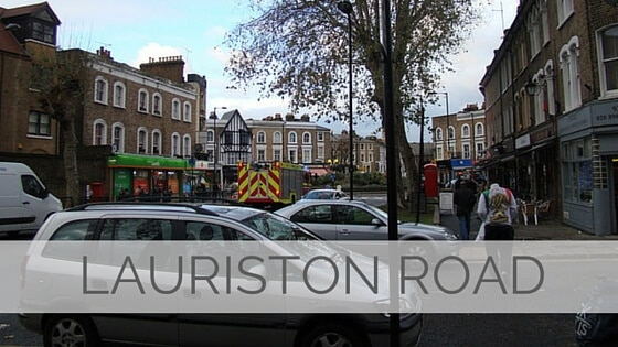 Learn To Say Lauriston Road?
