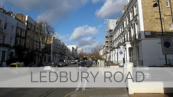 Learn To Say Ledbury Road?
