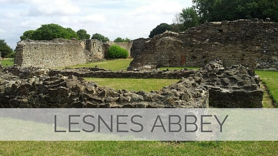 Learn To Say Lesnes Abbey?