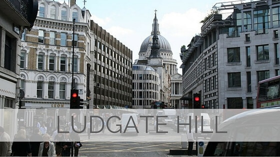 Learn To Say Ludgate Hill?