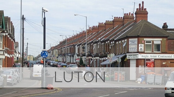 Learn To Say Luton?
