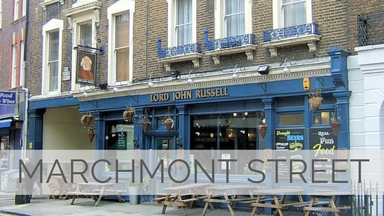 Learn To Say Marchmont Street?