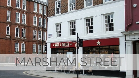 Learn To Say Marsham Street?