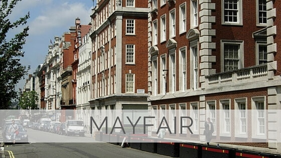 Learn To Say Mayfair?