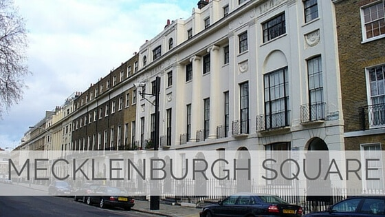 Learn To Say Mecklenburgh Square?