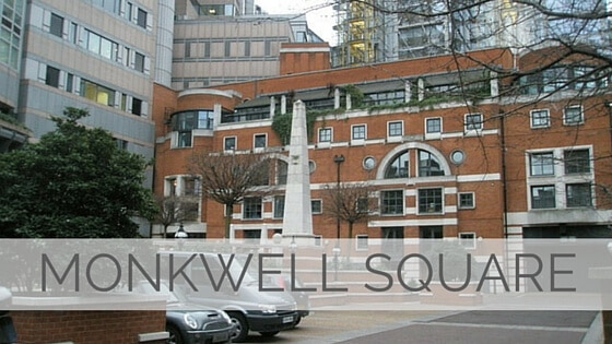 Learn To Say Monkwell Square?
