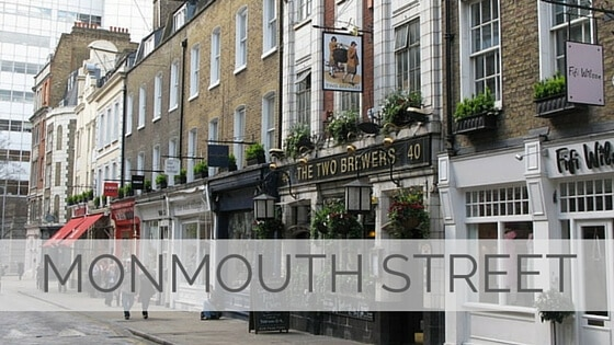 Learn To Say Monmouth Street?