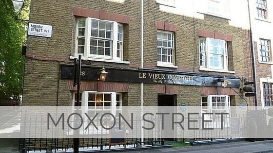 Learn To Say Moxon Street?