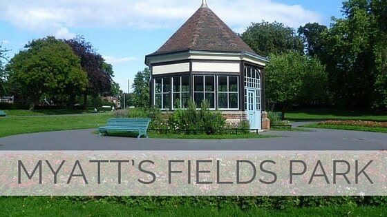 Learn To Say Myatt's Fields Park?