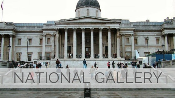 Learn To Say National Gallery?