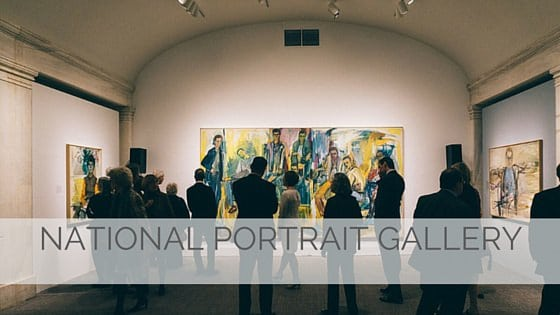 Learn To Say National Portrait Gallery?