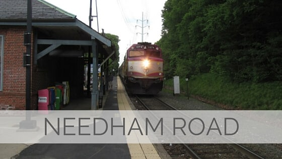 Learn To Say Needham Road?