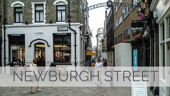 Learn To Say Newburgh Street?