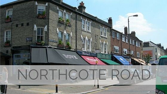 Learn To Say Northcote Road?