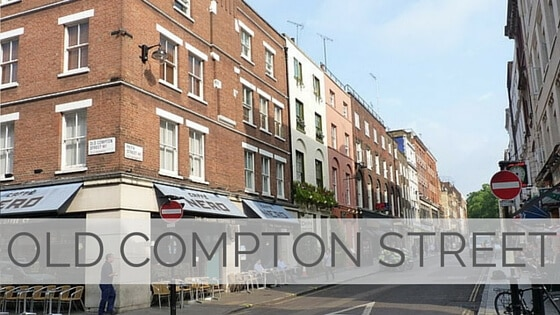 Learn To Say Old Compton Street?