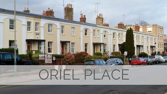 Learn To Say Oriel Place?
