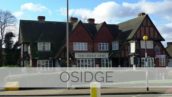 Learn To Say Osidge?