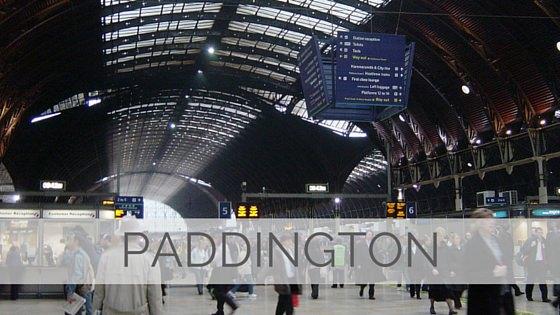 Learn To Say Paddington?