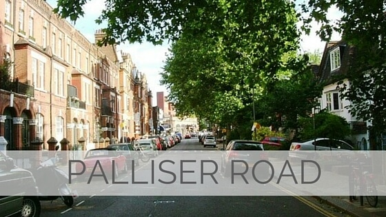 Learn To Say Palliser Road?