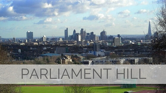 Learn To Say Parliament Hill?
