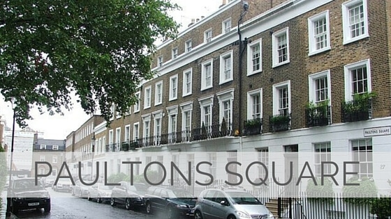 Learn To Say Paultons Square?