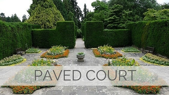 Learn To Say Paved Court?