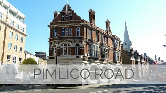 Learn To Say Pimlico Road?