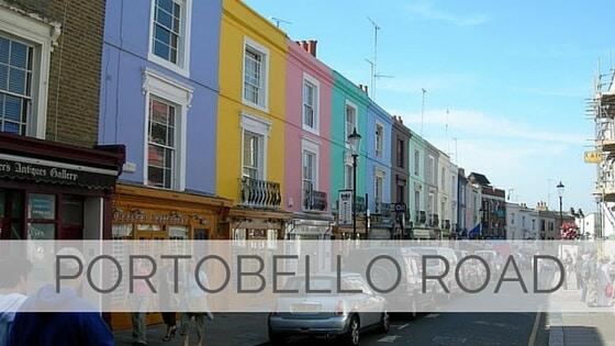 Learn To Say Portobello Road?