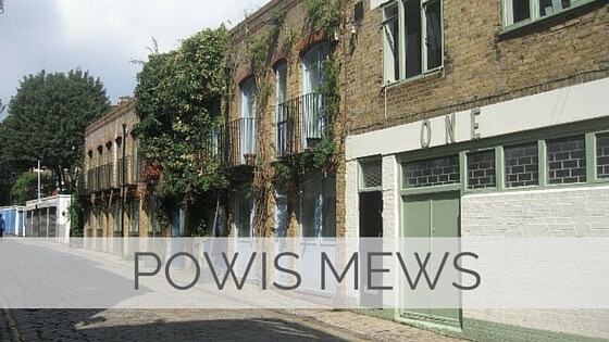 Learn To Say Powis Mews?
