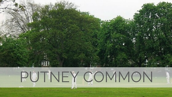 Learn To Say Putney Common?