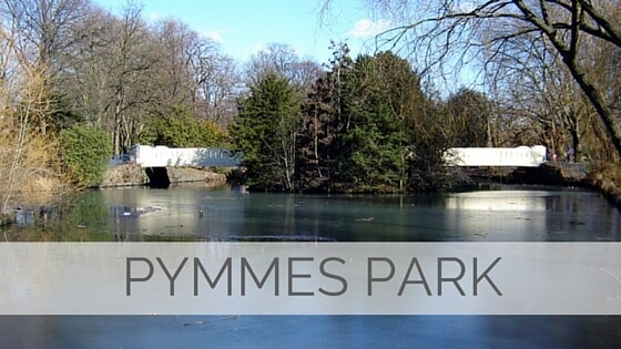 Learn To Say Pymmes Park?