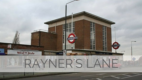 Learn To Say Rayner's Lane?
