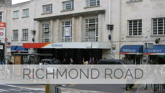 Learn To Say Richmond Road?