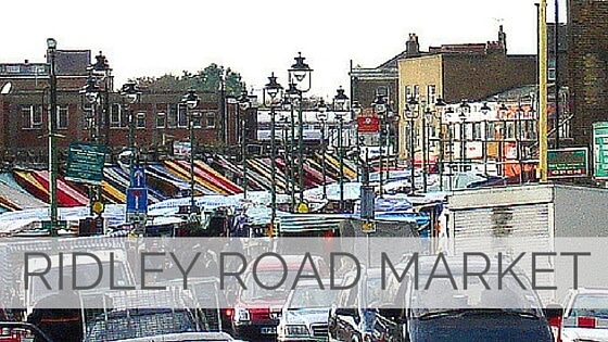 Learn To Say Ridley Road Market?