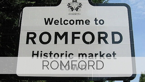 Learn To Say Romford?