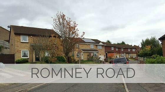 Learn To Say Romney Road?