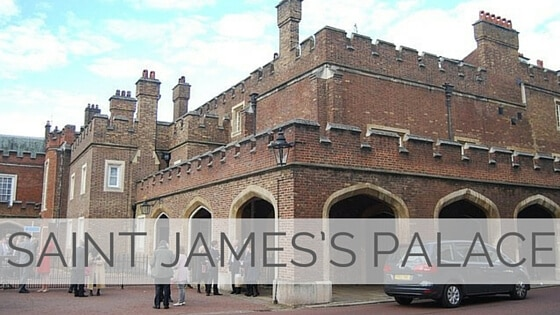 Learn To Say Saint James's Palace?
