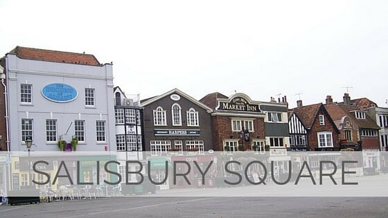 Learn To Say Salisbury Square?