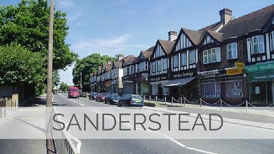 Learn To Say Sanderstead?