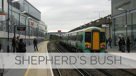 Learn To Say Shepherd's Bush?
