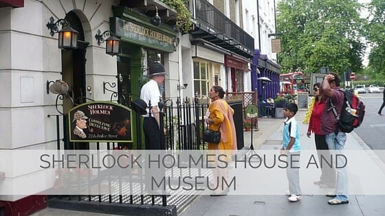 Learn To Say Sherlock Holmes House And Museum?